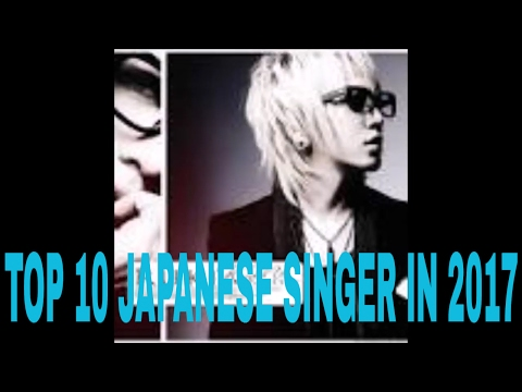 TOP 10 JAPANESE SINGER IN