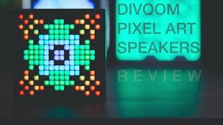 Divoom Timebox-Evo vs Pixoo vs Tivoo-Max: Pixel-Art Speaker Review
