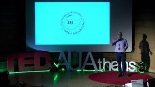 Voluntiversity | Alexandros Tataridas | TEDxAUAthens