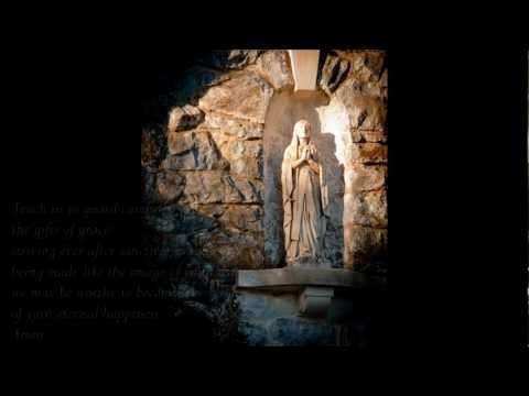Deign, O Immaculate Virgin (Prayer of St. Paschasius Radbertus)