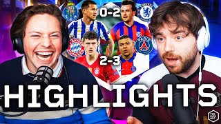 Mbappe DESTROYS Bayern Munich | Champions League Highlights