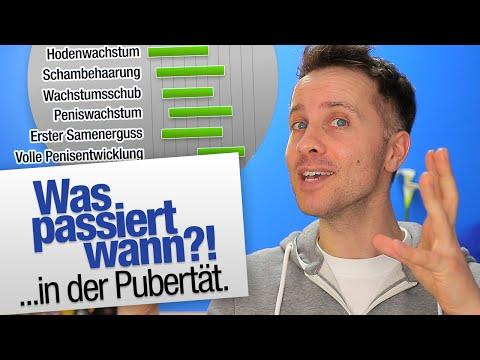 Was passiert wann in der Pubertät?! | jungsfragen.de