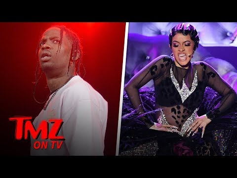 Cardi B & Travis Scott To headline New Club Opening In Vegas | TMZ TV Mp3