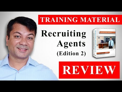 REVIEW | Recruiting Agents ( Edition 2 ) - [ HINDI ]
