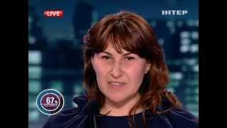 Ляшко и жена Росита на Шустер Live