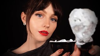 ASMR For Men - Shave and Facial Personal Attention (4K)