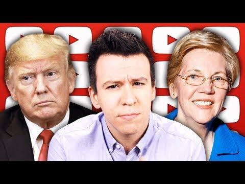 'Cornerstore Caroline' Viral Video Outrage, Warren DNA Results, & Trump Comments on Saudi Journalist