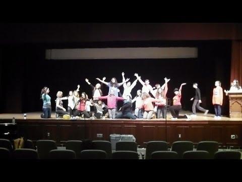 "Ocean City Intermediate School presents ""Beauty and the Beast"""