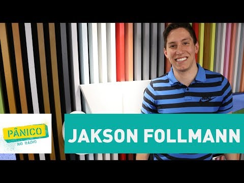 Jackson Follmann - Pânico - 11/10/17