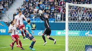 «Зенит» — «Амкар»: полный обзор матча