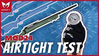 Modify Mod24 Airtight test // 氣密測試