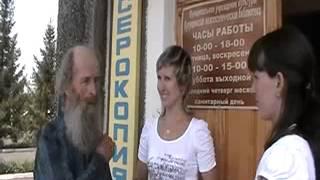Проводы из библиотеки. 2012 Игнатий Лапкин