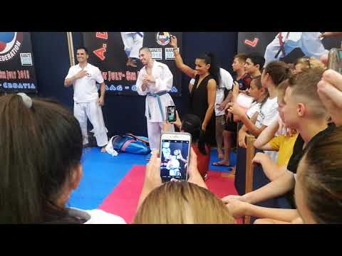 WKF Karate 1 Youth Camp & Cup 2018 - Umag (Croatia)