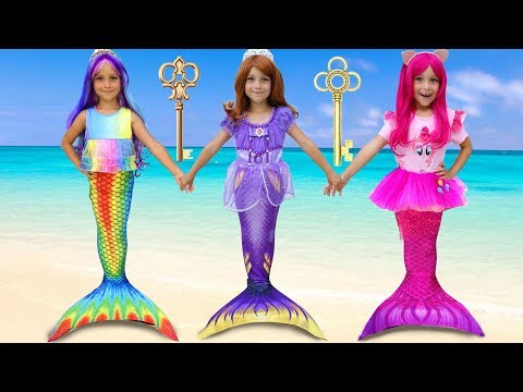 Sofia and the Mermaids funny stories about Princesses
