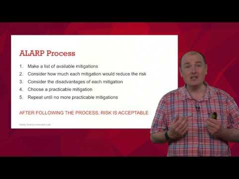 Risk Acceptance 5 - ALARP