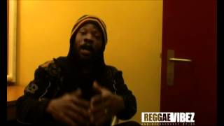 Interview BUSHMAN (REGGAE VIBEZ)