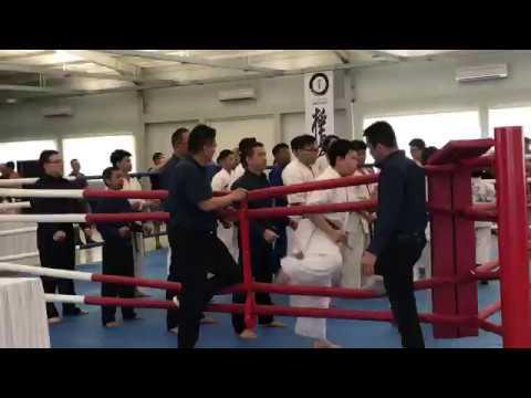 6th IKKA Ring Karate