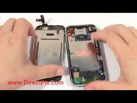 iphone 3g complete screen reassembly directions ip 2164 directfix rh youtube com iPhone 5G iPhone 3GS