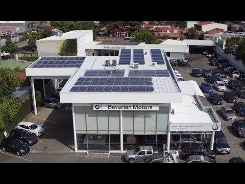 YUXTA Energy - BMW Costa Rica