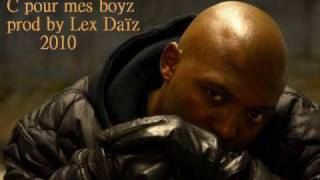 ZA (Gars du h) - C pour mes boyz (prod by Lex Lut