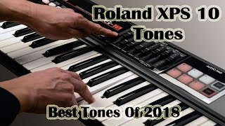 Roland XPS 10 Latest Tones 2018
