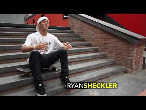 Ryan Sheckler + P-Rod Alli Show - Talk Life and Skateboarding