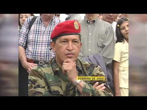 Entrevistas de Jorge Ramos a Hugo Chávez en los años 1998 y 2000