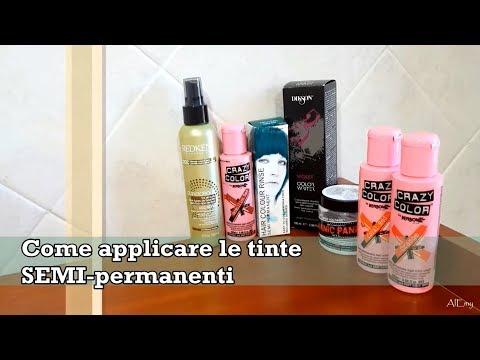 AlEmy's Tutorials 01: Come Applicare Le Tinte SEMI-permanenti (Manic Panic, Crazy Color, Stargazer)