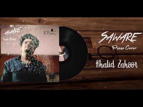 Saware - phantom | Unplugged Cover | khalid zahoor | arjit singh