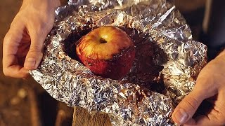 5 campfire foods you can make with tinfoil