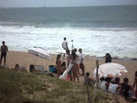 surf na Praia do Pecado