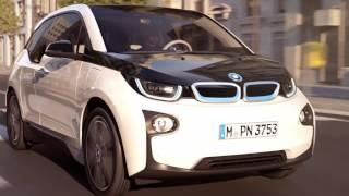 Обновленный электромобиль BMW i3 94 Ah