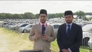 Jalsa Salana UK 2016: Day 2 - Morning Studio Session