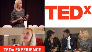TEDx Experience AND Interview with Richie Etwaru