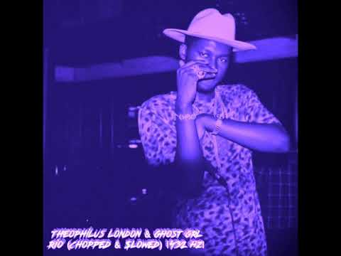 Theophilus London - Rio ft. Menahan Street Band (Chopped & $lowed) |432 Hz|
