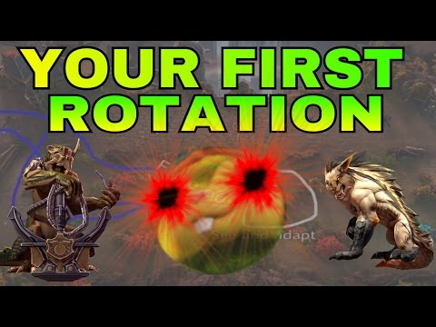 Macroplay And Your First Rotation (Teaching Concepts Ep 1)
