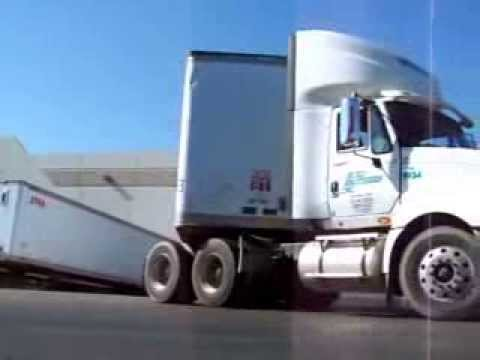 Step-By-Step Instructional on 90 Degree Semi Backing in to a