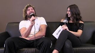 Interview with 'The Cleaner' Kenny Omega