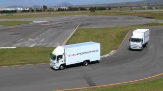 ISUZU La danza de los camiones