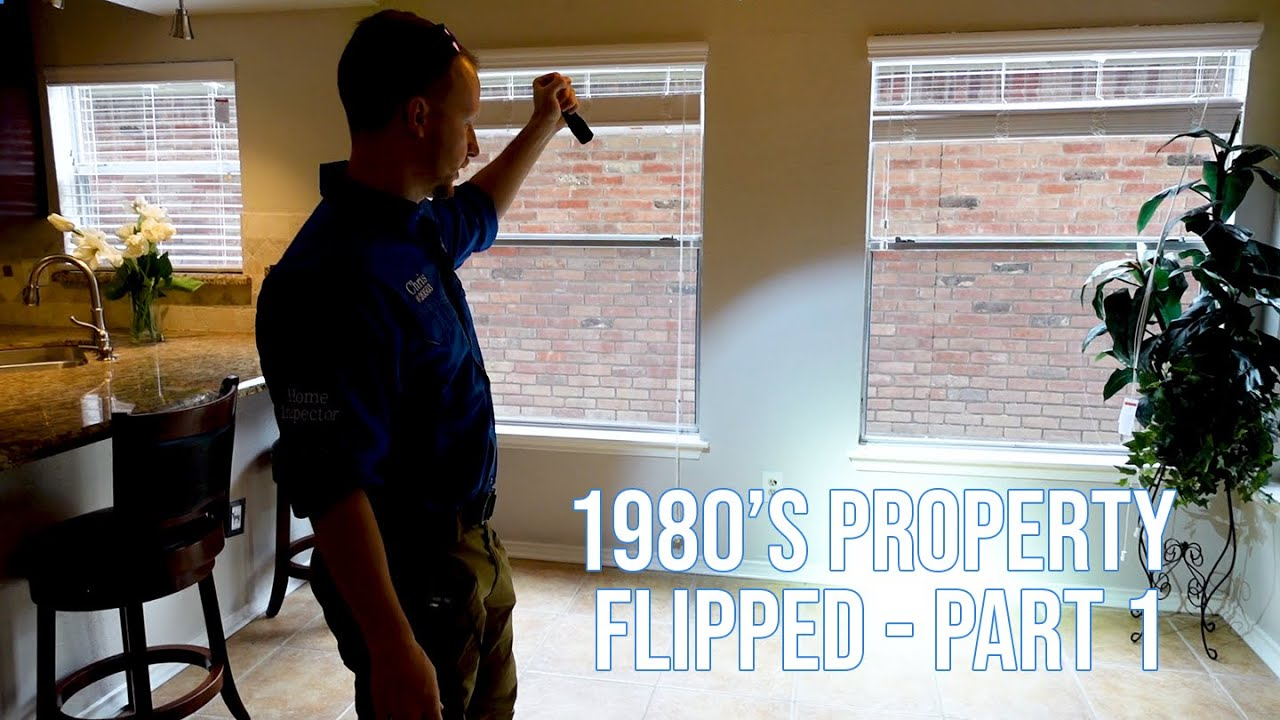 1980s Property FLIPPED - Part 1