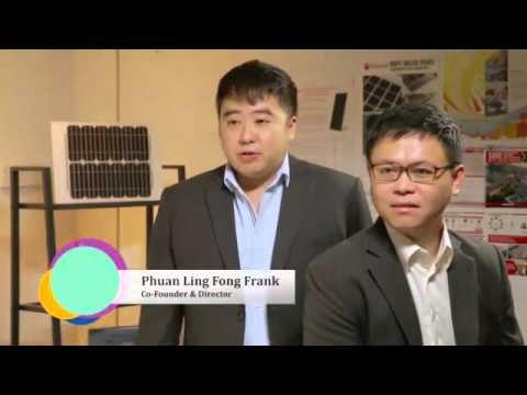 Sunseap - The Entrepreneur Segment on CNA