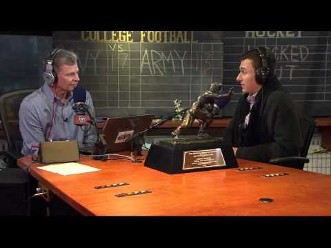 Johnny Manziel on The Dan Patrick Show 12/10/12