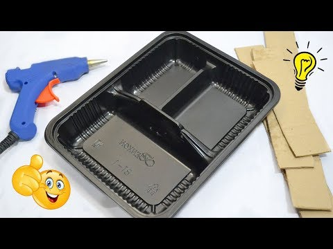 Best Reuse Idea How To Recyle Fruit Or Vegetables Container Box