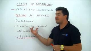 Xtensivo   Geografia   Etapas do Capitalismo   Prof  Zé Bonner   Mar 2014