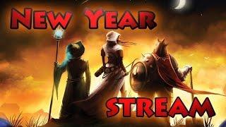 Trine 2 - New Year RedCrafting Stream