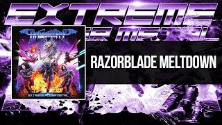 DragonForce - Razorblade Meltdown   Lyrics Video