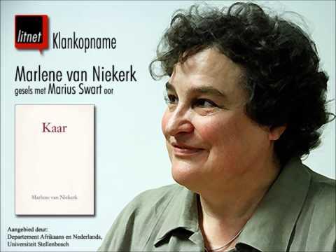 """Marlene van Niekerk gesels oor """"Kaar"""""""