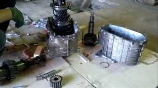 ГАЗ 3309 как разобрать КПП(Сразу предупреждаю я не профессионал, занимаюсь ремонтом от случая к случаю, если ролик будет востребован..., 2015-06-14T22:23:52.000Z)