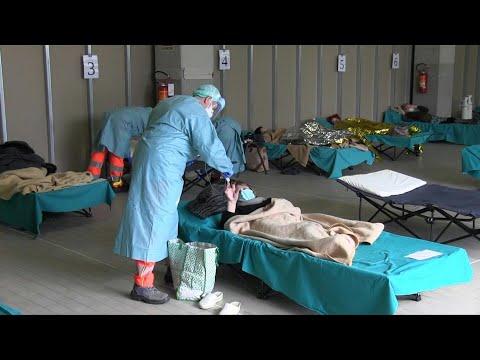 Recorde de mortos na Itália por coronavírus | AFP