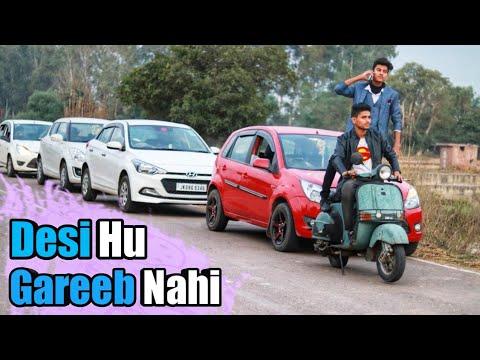 Desi Hu Gareeb Nahi | Never Judge Too quickly | Rhythm Jasrotia thumbnail